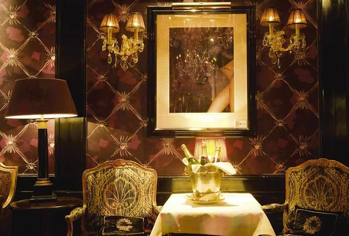 Dining Room The Toren Hotel Review